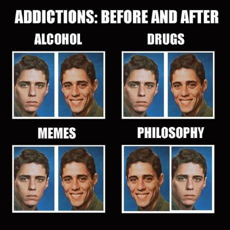 Pred a po štúdiu filozofie